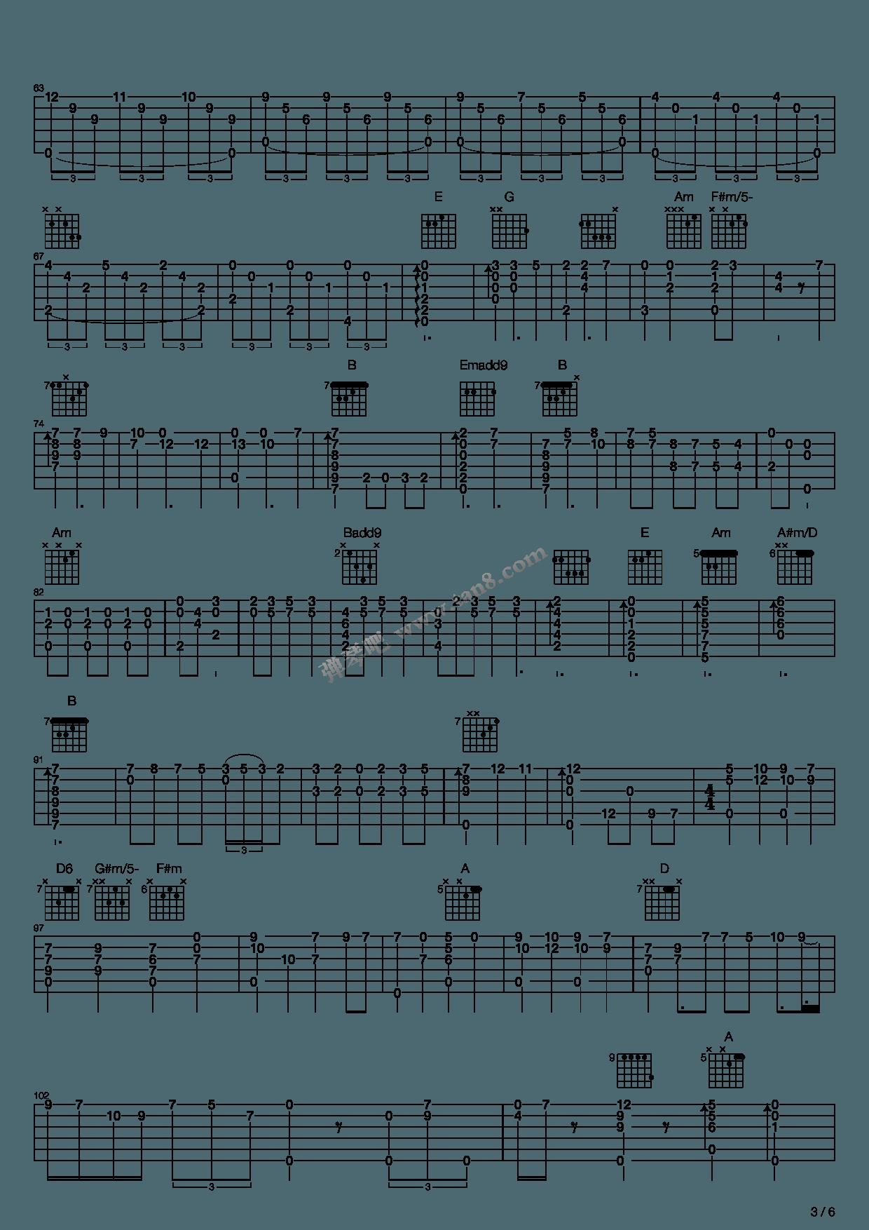 romance anonimo guitar tab pdf